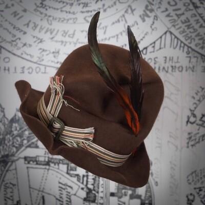 Bedlam 1870 hat
