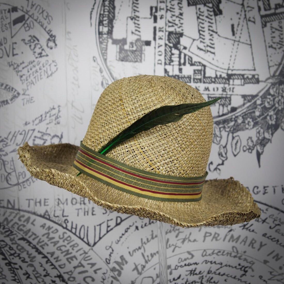 Sator straw hat