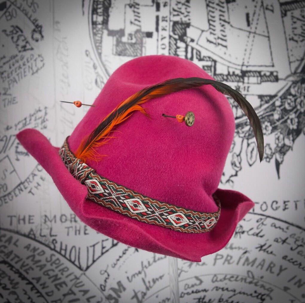 Flâneur hat