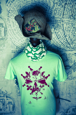 Huguenot Death Hatter tshirt