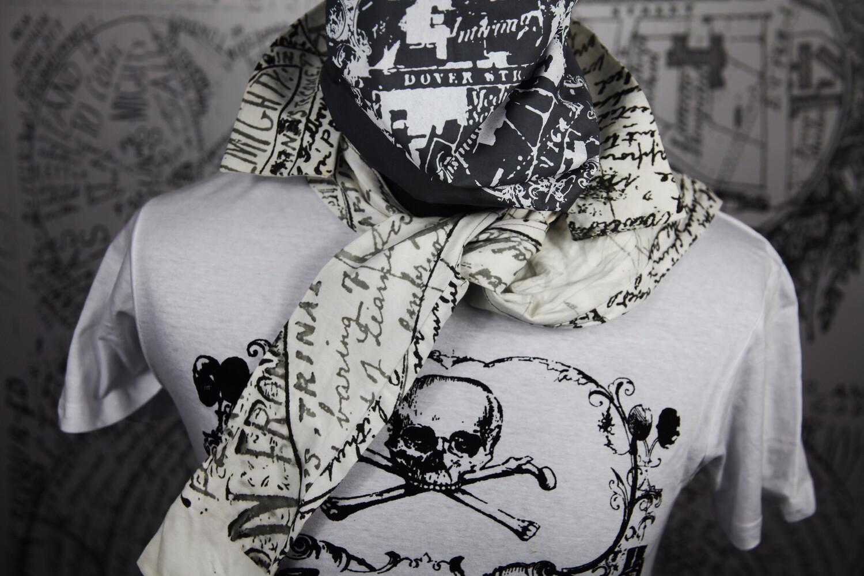 Huguenot Mad-Hatter 1870 tshirt