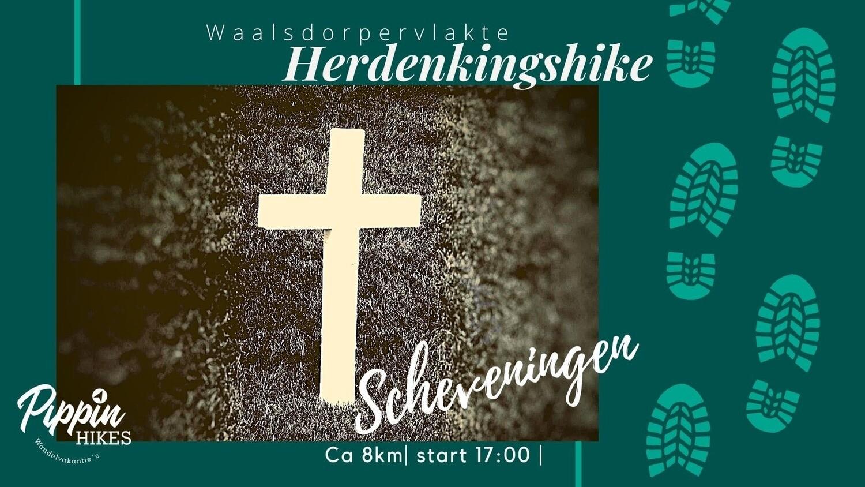 Dinsdag 4 mei   Herdenkingshike   ca. 8 km