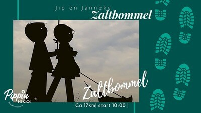 Zondag 7 maart | Zaltbommel | ca. 17 km