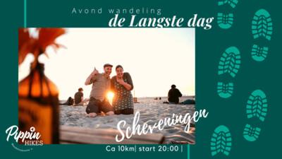 Vr. 24 juni '22 | Scheveningen |  ca. 10 km
