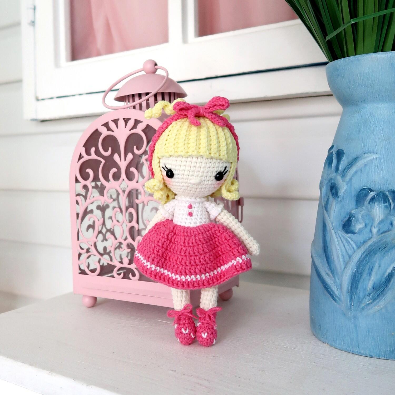 Мастер-класс Куколка Мэри
