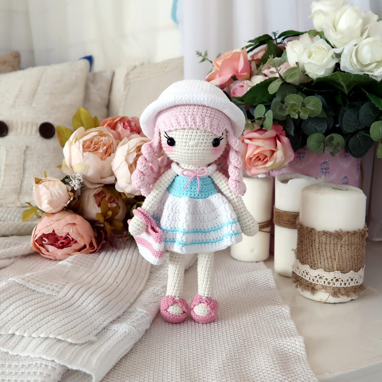 Куколка Санни + раскраска