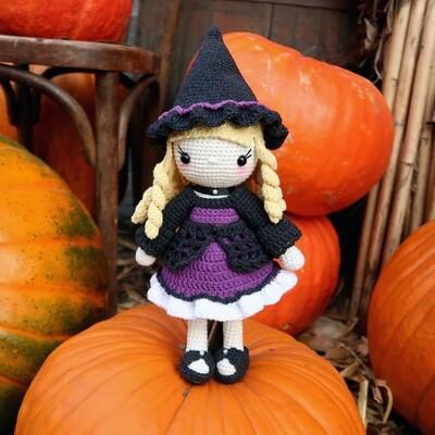 Куколка Санни + наряд ведьмочки