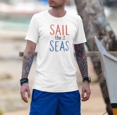 sail the seas