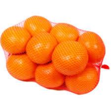 Orange Bag Valencia