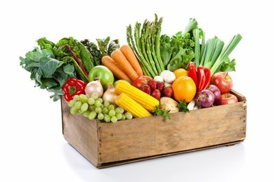Seasonal Fruit & Veg Box