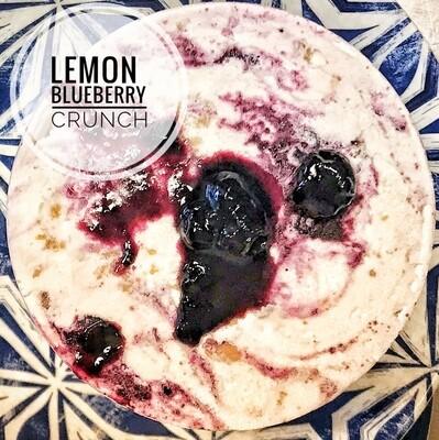 Lemon Blueberry Crunch Pint