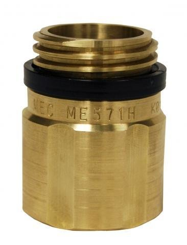 High Capacity Safety Fill Adapter