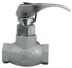 "1/2"" Quick Acting Hose End Valve"
