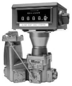 Propane Dispenser Meter with Automatic Temperature Compensation