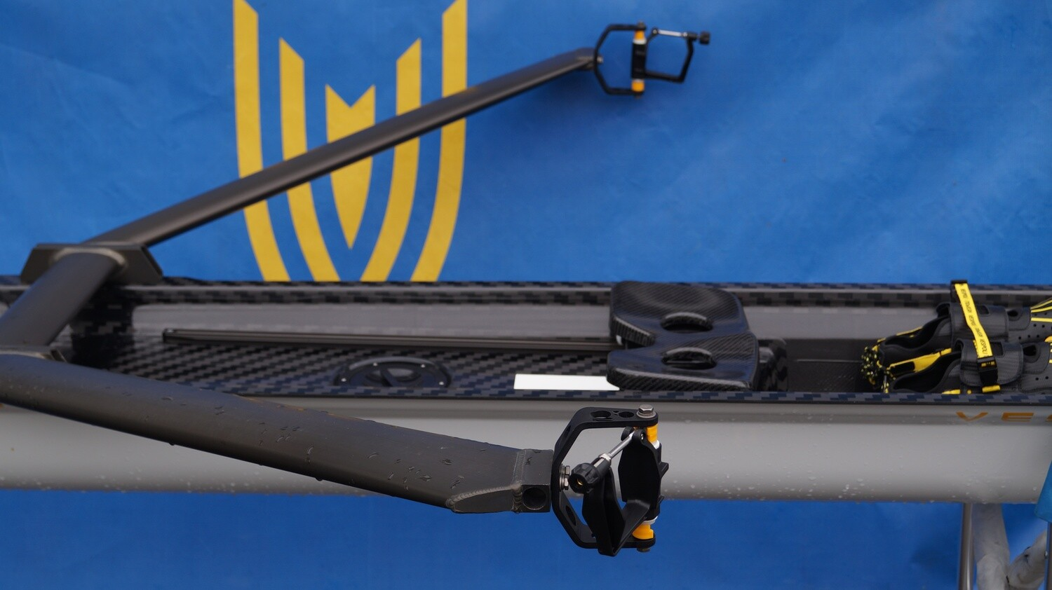 Bow Mount Wing, Sculling Complete