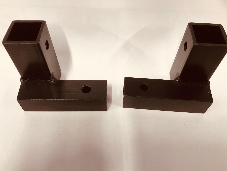 Pair Pontoon Mounting Hardware - Bow Mount
