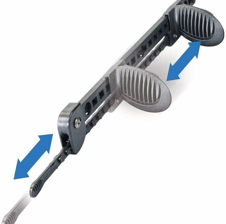 djustable Foot Brace - Coxed VHP 4+
