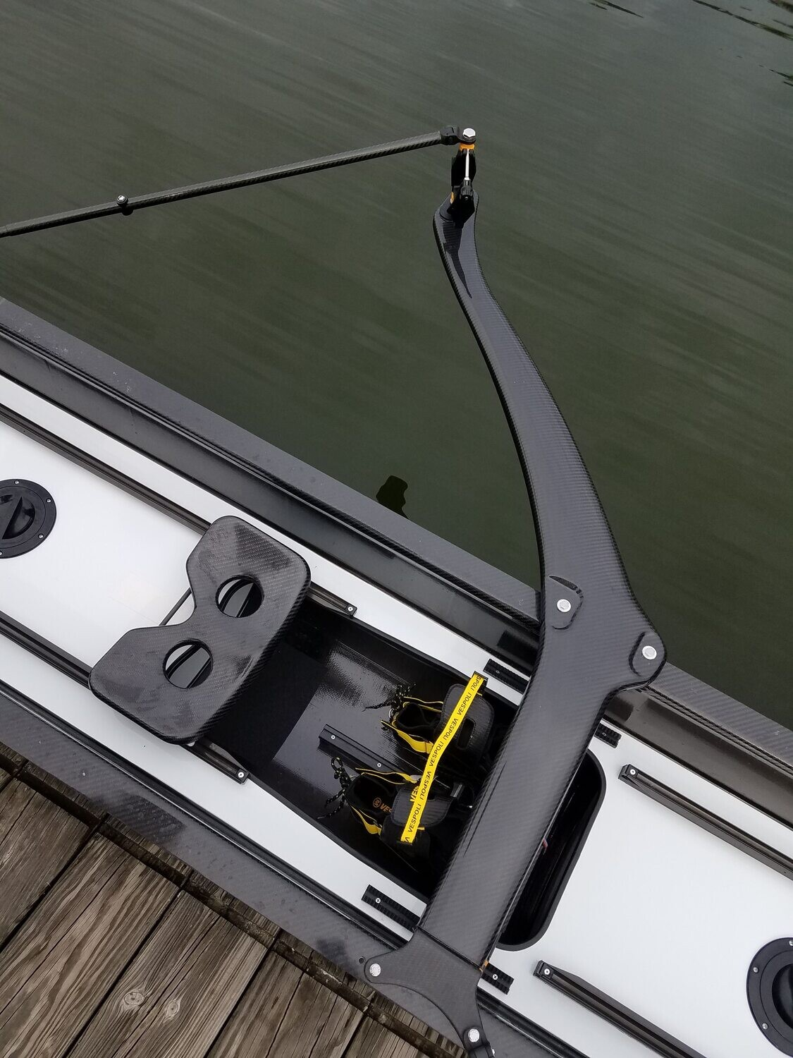 Carbon Wing Rigger, Sweep, Complete