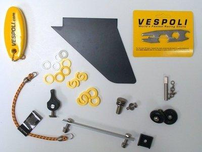 Spare Parts Kits Singles - 1X
