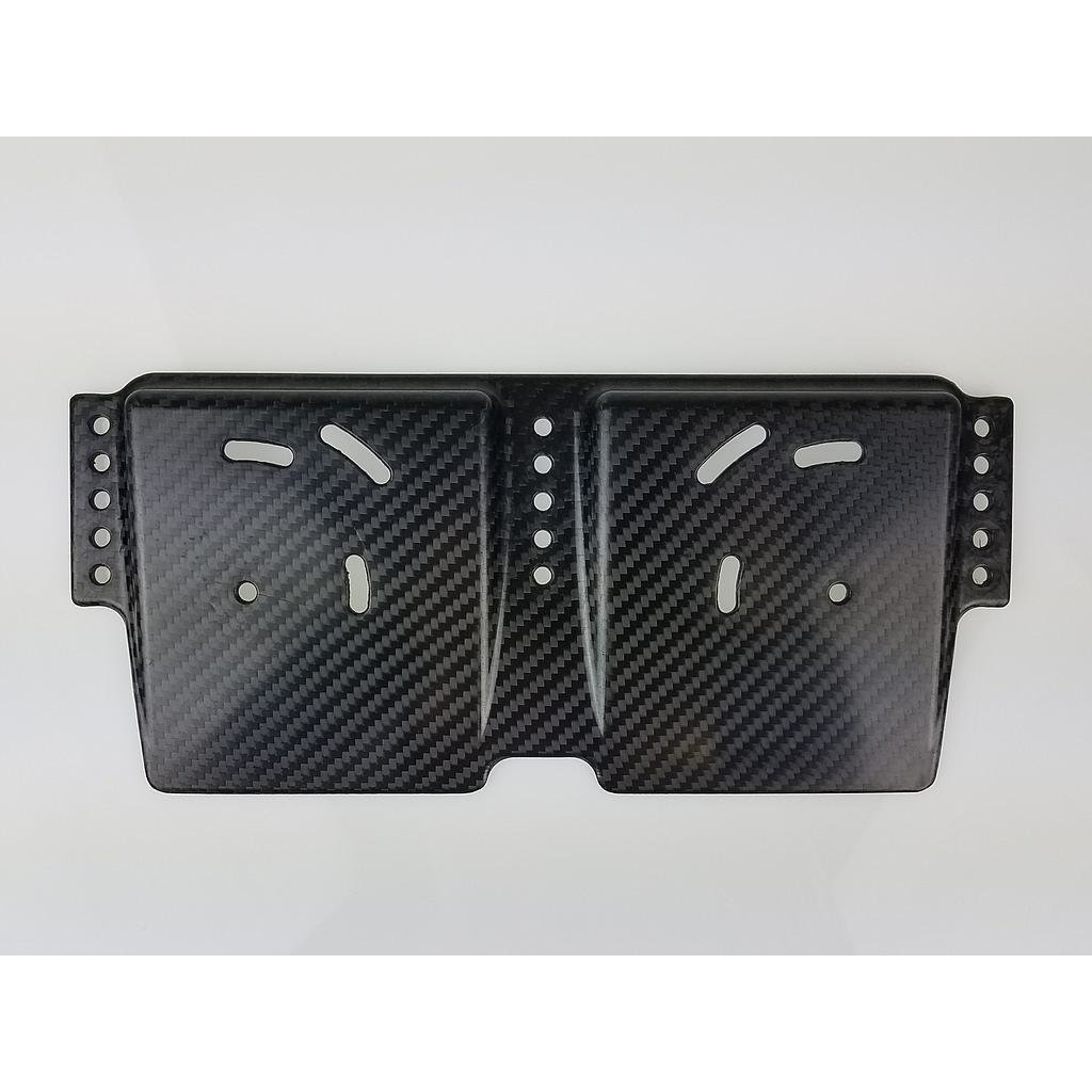 VHP Power Wedge Shoe Plate, Carbon
