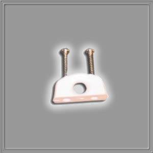 Steering Line Guide w/ Screws