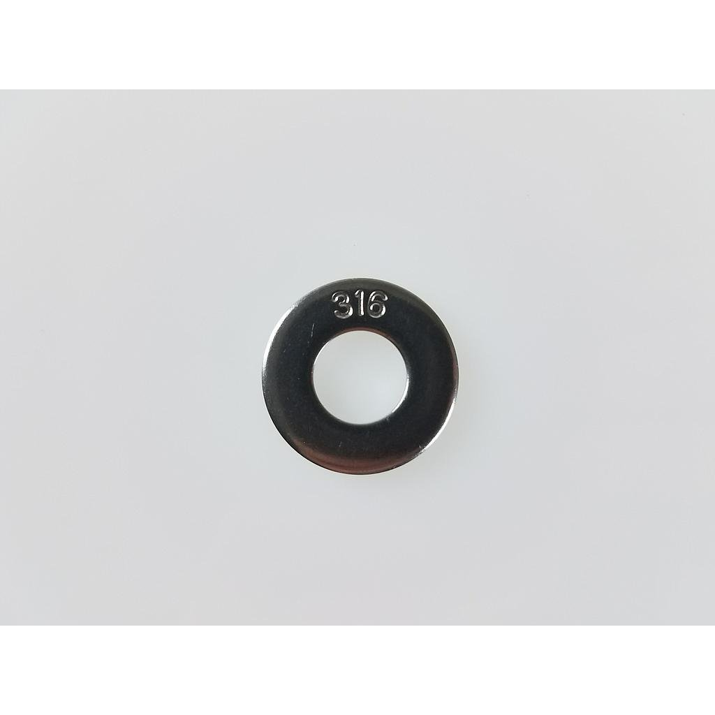 Flatwasher - For Bottom Nut, Euro Sweep & Wing Sweep