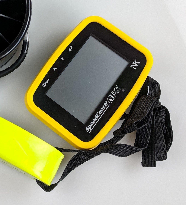 SpeedCoach GPS, Model 2