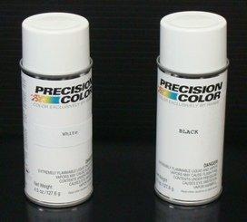 Spray Paint-Vespoli Black or White