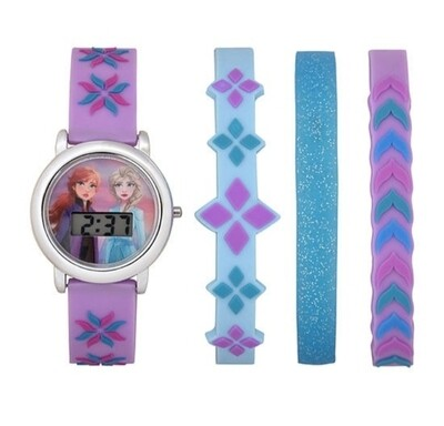 Frozen montre pour les fillettes