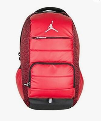 Air Jordan sac à dos rouge
