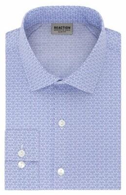 Kenneth Cole Reaction chemise confetti purple
