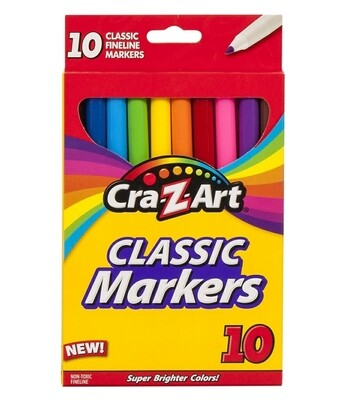 CRA-Z-ART CLASSIC MARKERS