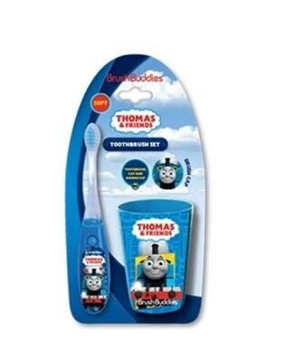 Brush Buddies Thomas & Friends Flash Toothbrush Gift Set