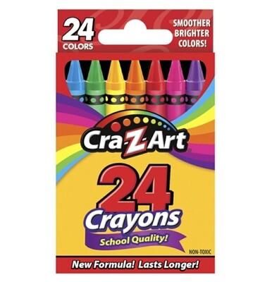 CRA-Z-ART CRAYON DE COULEUR
