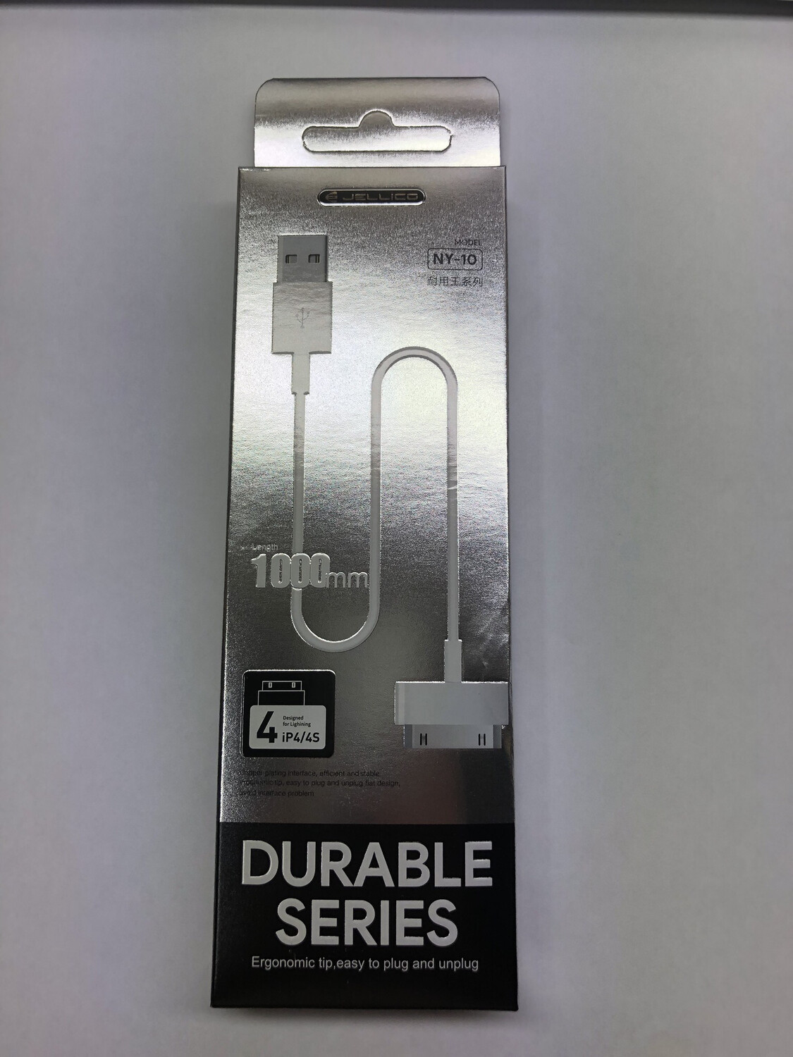 iPhone 4/4S Durable Series Data Cable