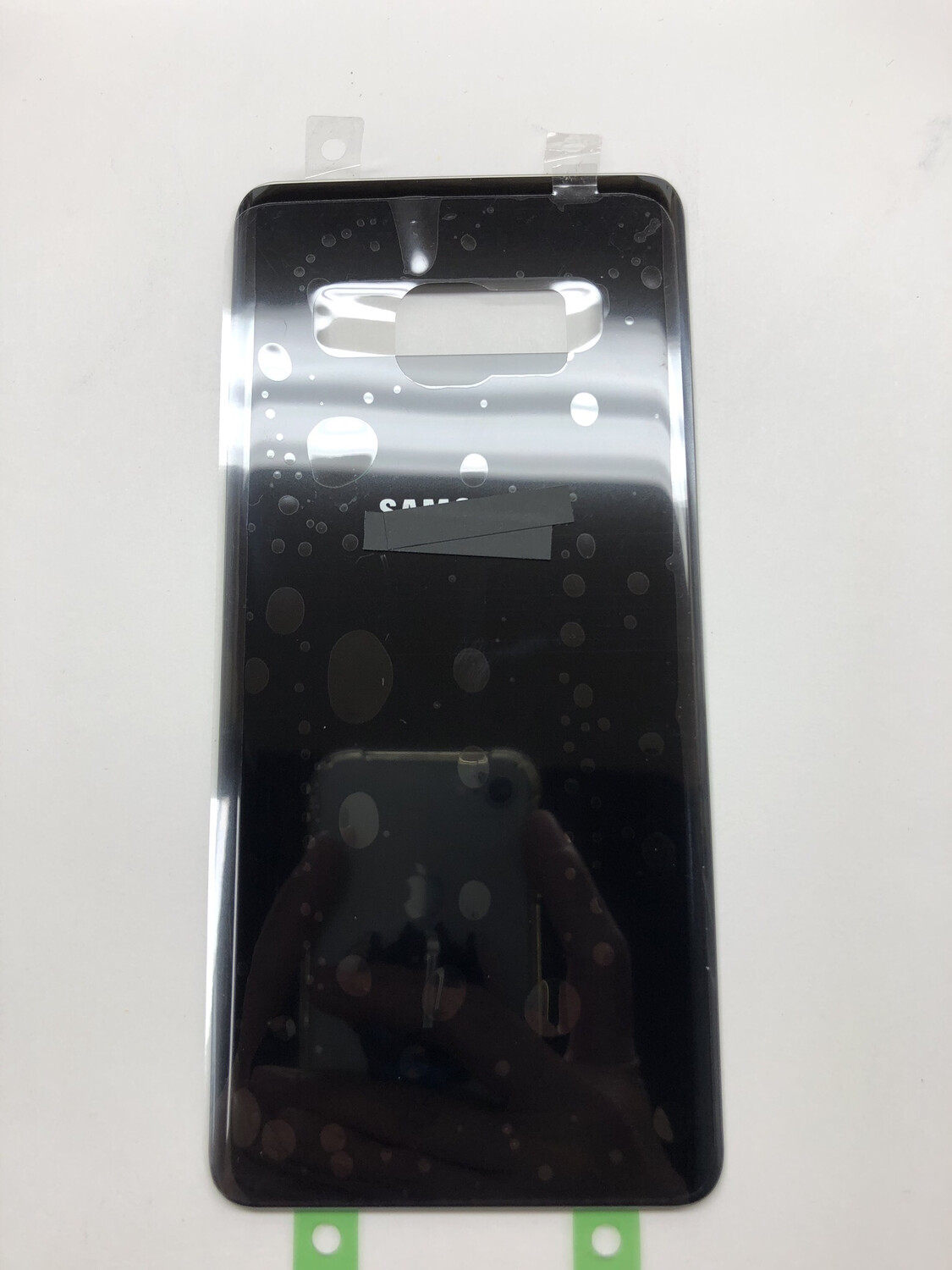 Samsung S10 Plus Back Cover Replacement-Black