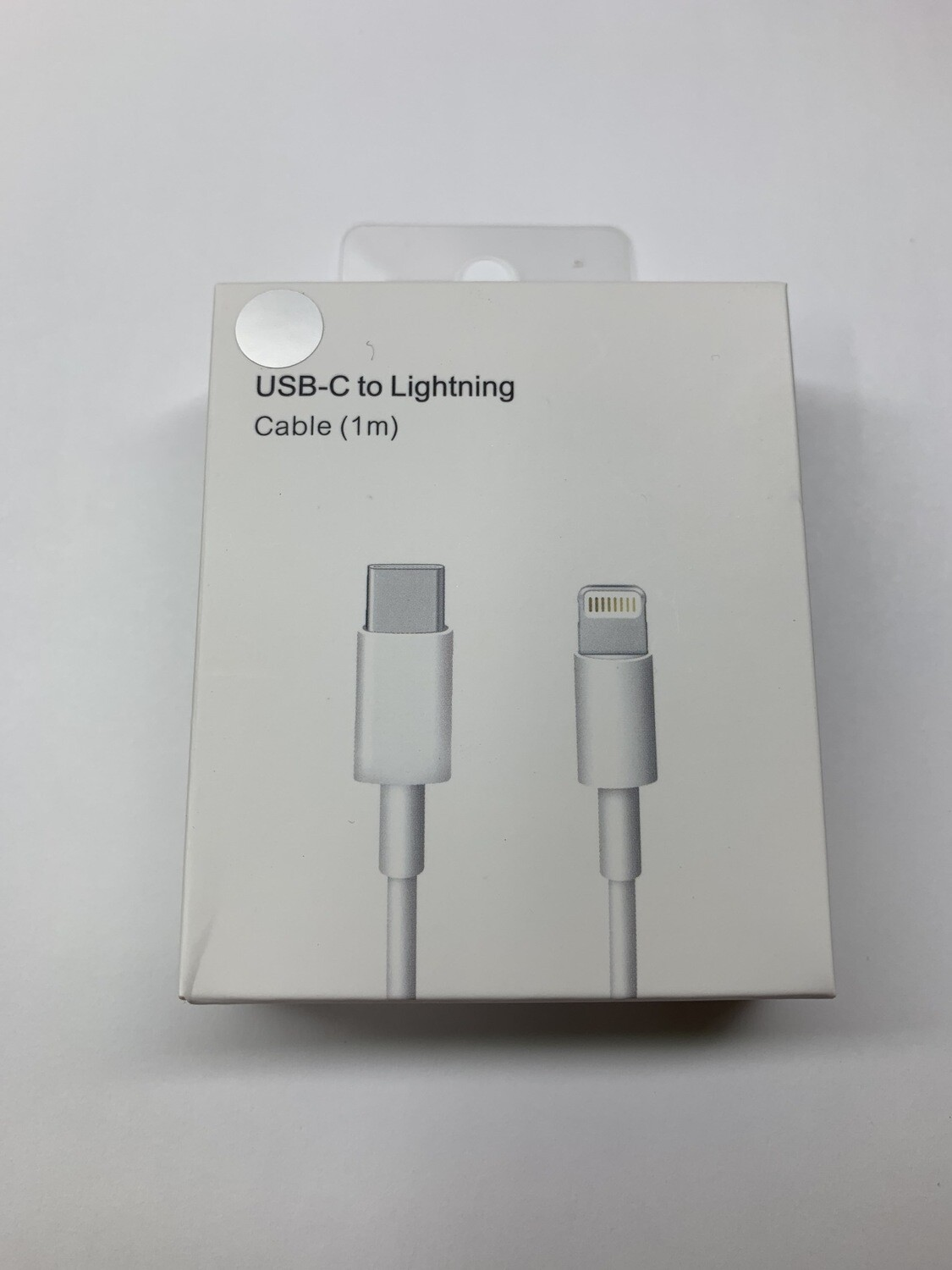 USB -C to Lightning Cable (1M)
