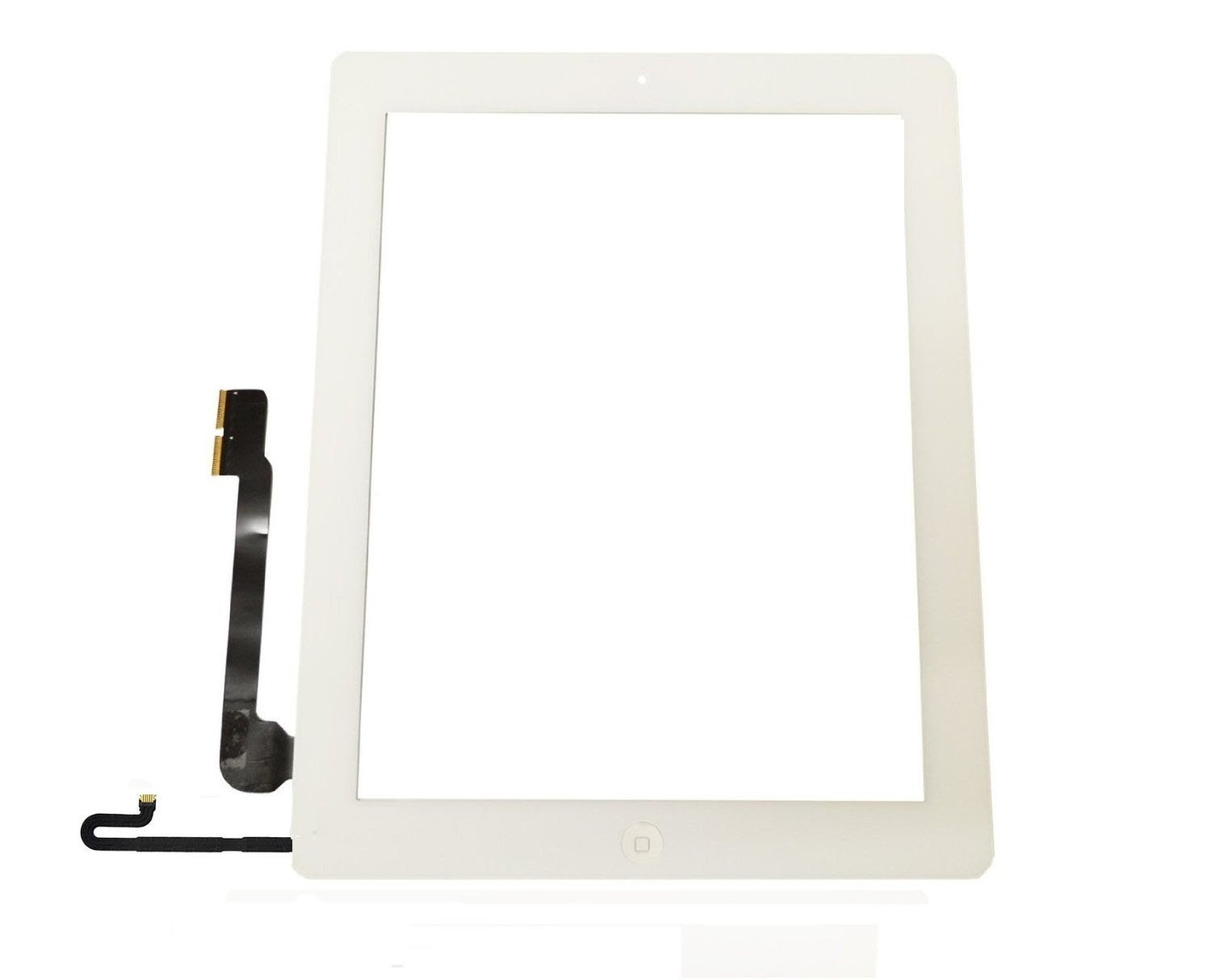 iPad 4 Glass & Touch Digitizer Replacement - White - Original Quality