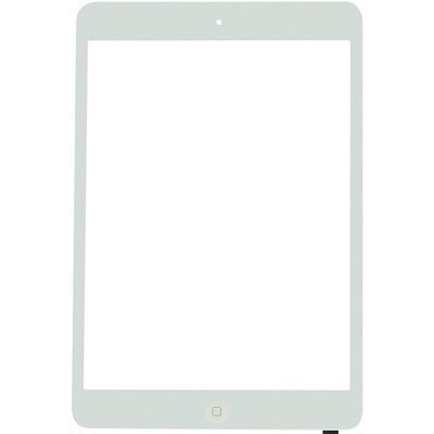 iPad Mini 1 / iPad Mini 2 Glass & Touch Digitizer Replacement - White  - Original Quality