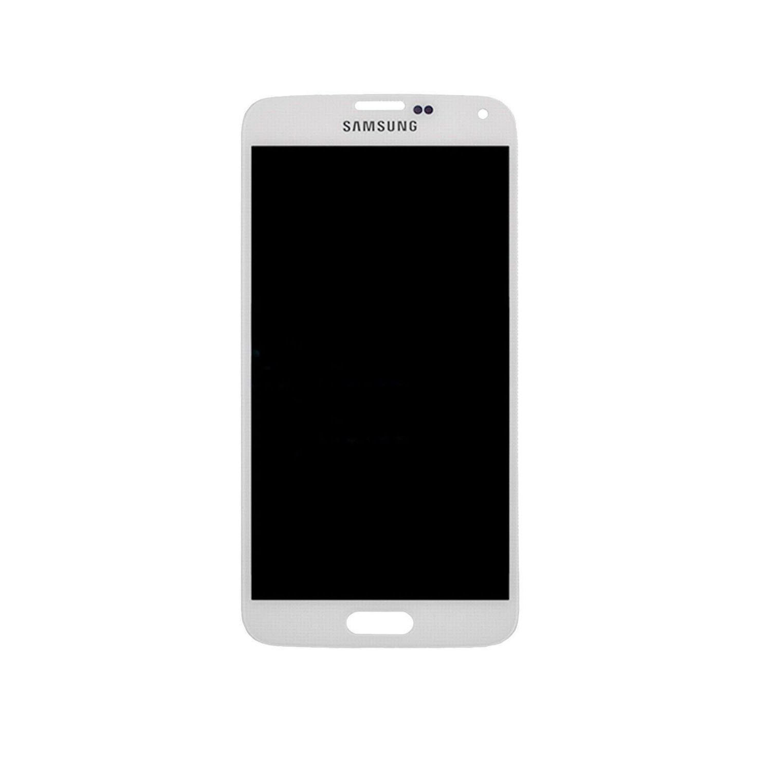 Samsung Galaxy S5 Screen Replacement - White