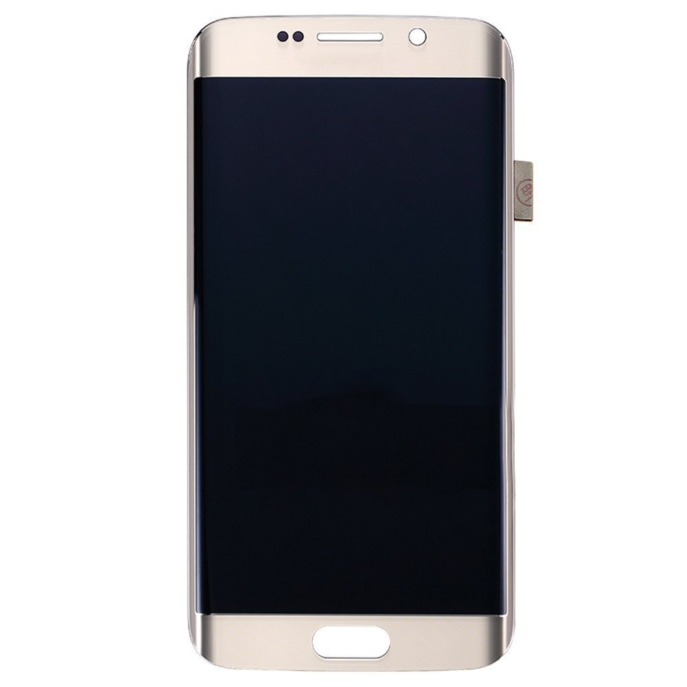 Samsung Galaxy S6 Edge Screen Replacement - Gold