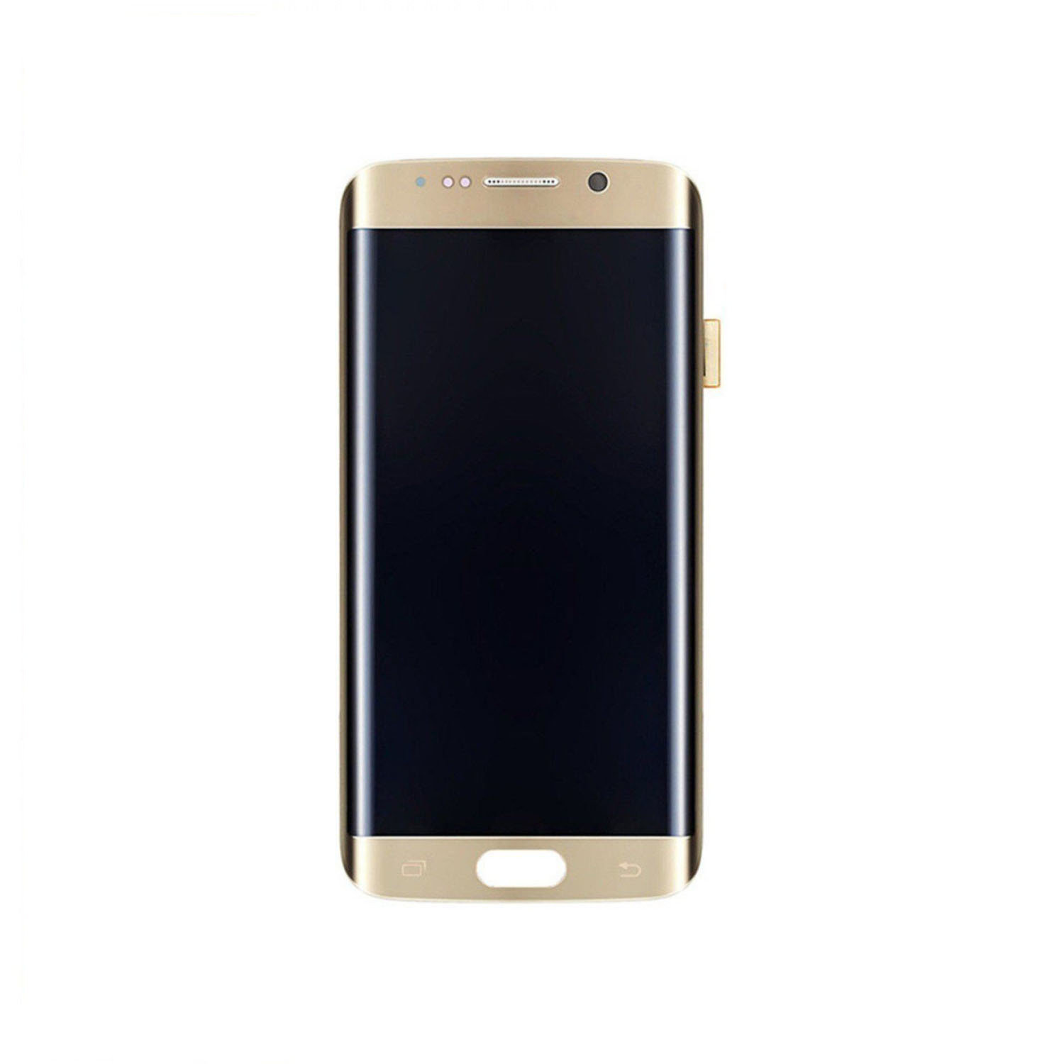 Samsung Galaxy S7 Edge Screen Replacement - Gold
