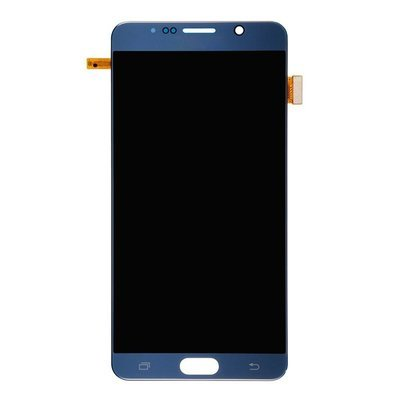 Samsung Note 5 Screen Replacement - Black/Blue