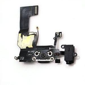 iPhone 5C Charging Port Flex Replacement - Black