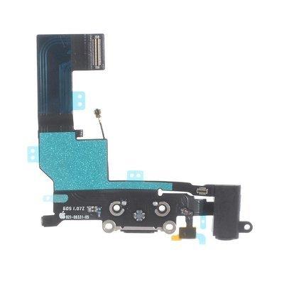 iPhone SE Charging Port Flex Replacement - Black