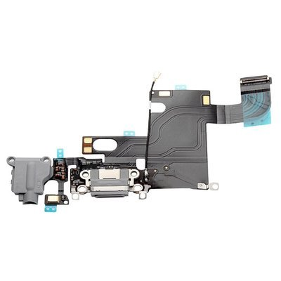 iPhone 6 Charging Port Flex Replacement - Black