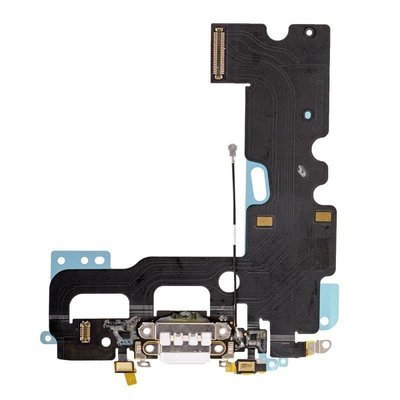 iPhone 7 Charging Port Flex Replacement - White