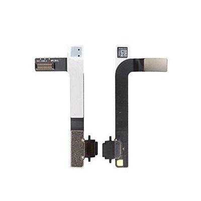 iPad 4 Charging Port Flex Replacement - Black
