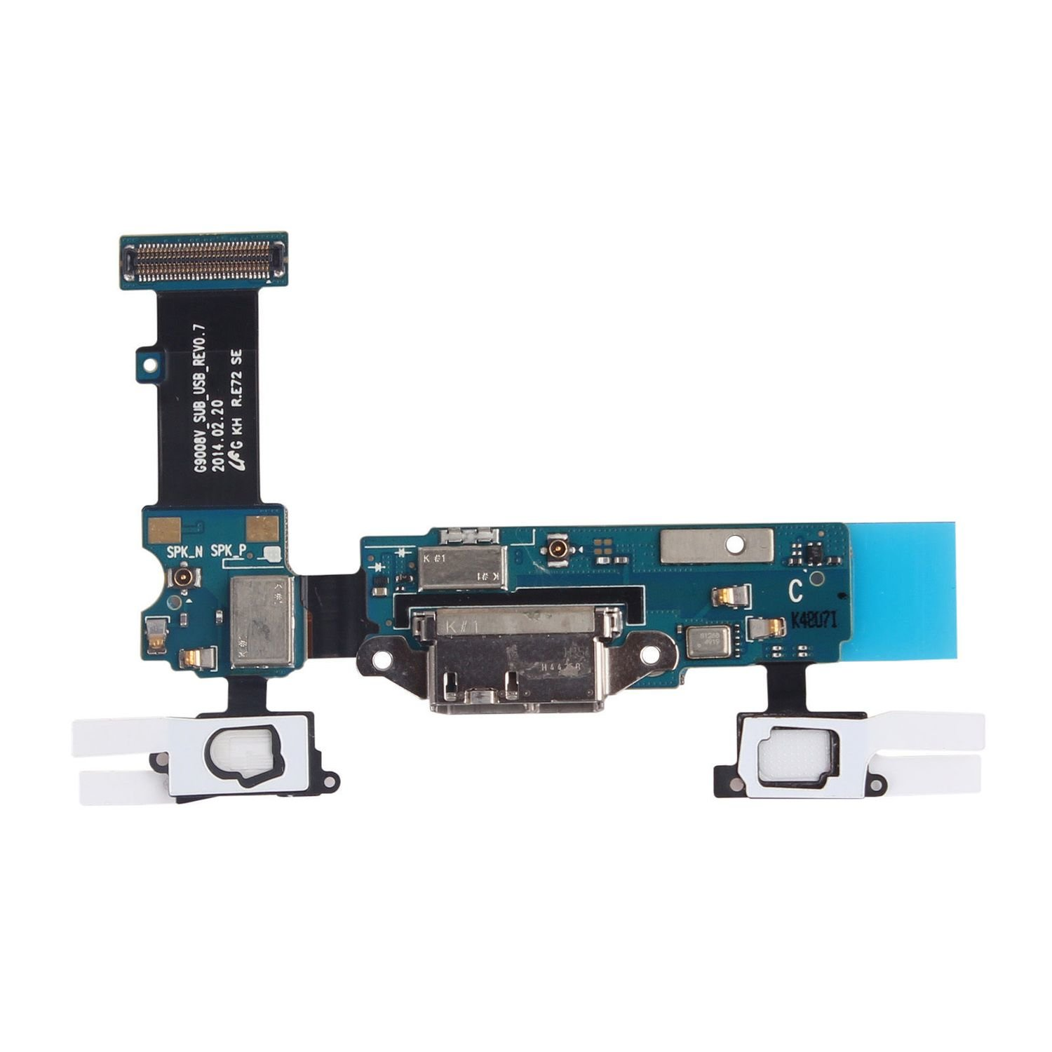 Samsung S5 Charging Port Flex Replacement
