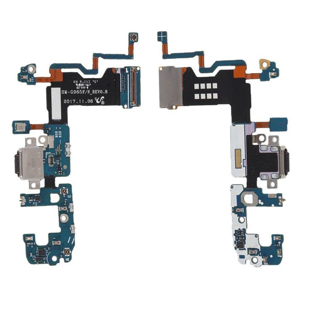 Samsung S9 Plus (G965U/G965F/N) Charging Port Flex Replacement